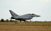 14 juillet: Les typhoon sont déjà à l'oeuvre sur la BA105