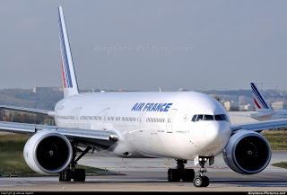 décryptage: la maintenance d'un Boeing 777 chez Air France