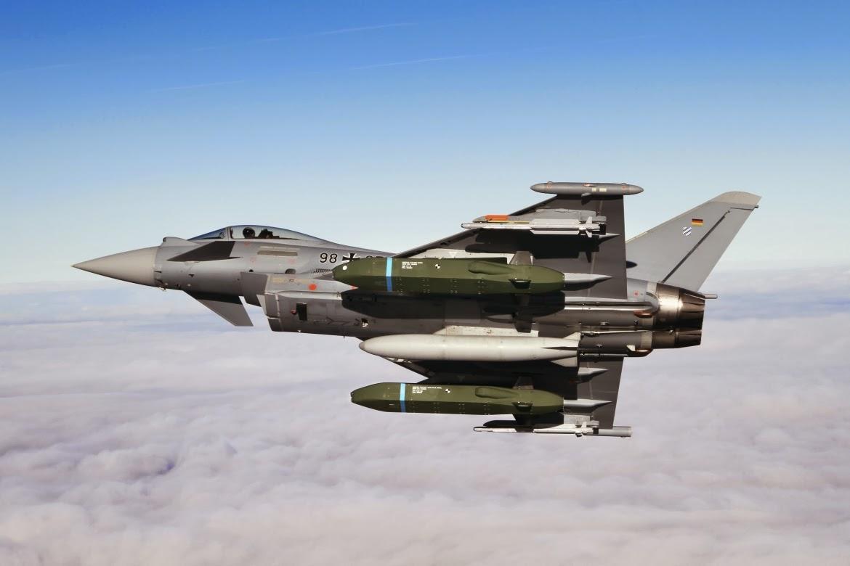Les F-35, Typhoon et Rafale montrent leurs muscles !