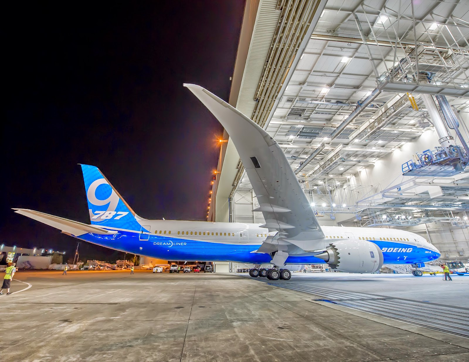 Le 787-9 est certifié !