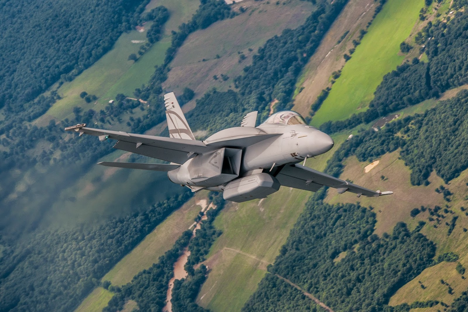 Le Super Hornet, l'avion qui pourrait sauver l'Amérique