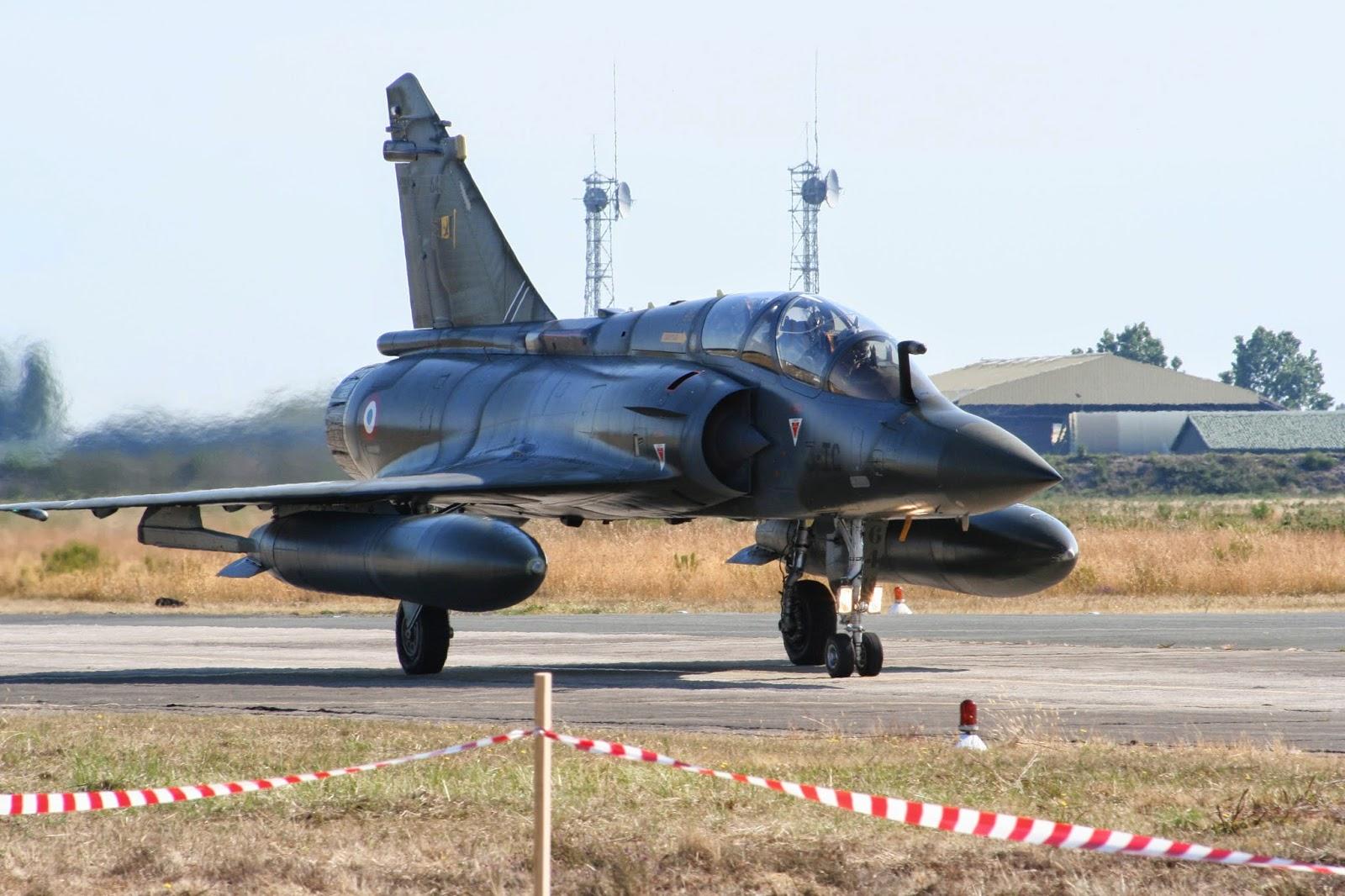 Opération Serval: un Mirage 2000 s'est écrasé en retour de mission.