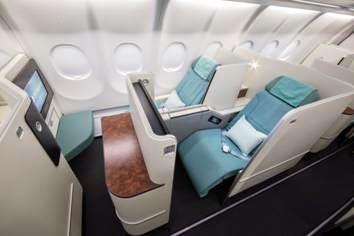 Korean Air renove sa classe Affaire !