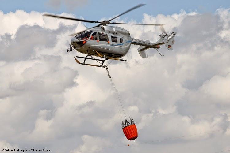 L'EC145 d'Airbus Helicopters reçoit sa certification de l'EASA