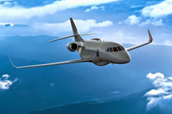 Le Japon sélectionne le Falcon 2000MS pour ses gardes-côtes