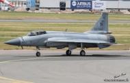 JF-17 Thunder: la star discrète du Bourget