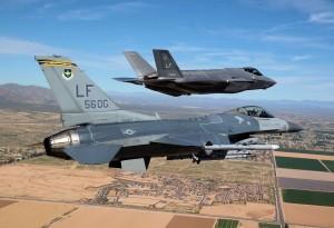 F-16 F-35