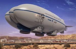 Prototype P-791 - Crédit : Lockheed Martin