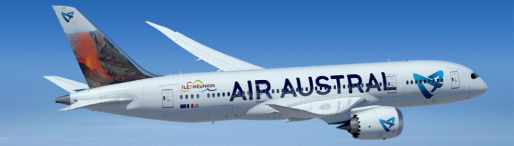 Dreamliner Air Austral
