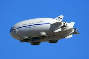 Le prototype P-791 de Lockheed Martin lors de son premier vol en 2006, Crédits: Lockheed Martin