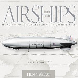 AIRSHIPS, Max Pinucci