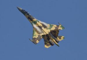 Dmitry Avdeev Sukhoi_Su-35_MAKS'2011_Avdeev