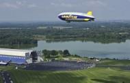 Début des essais en vol du Goodyear NT2 !