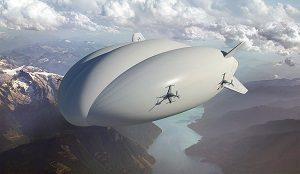 Vue d'artiste du LMH-1, Crédit: Lockheed Martin