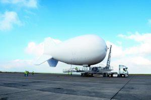 Ballon Captif Condor, Crédits : Airstar Aerospace