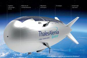 Crédits : Airstar Aerospace & Thales Alenia Space