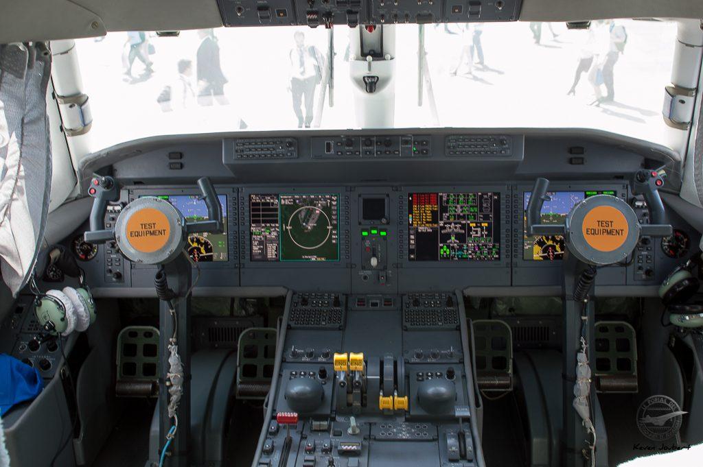 Le poste de pilote