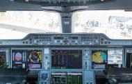 Visite de l'A350-1000
