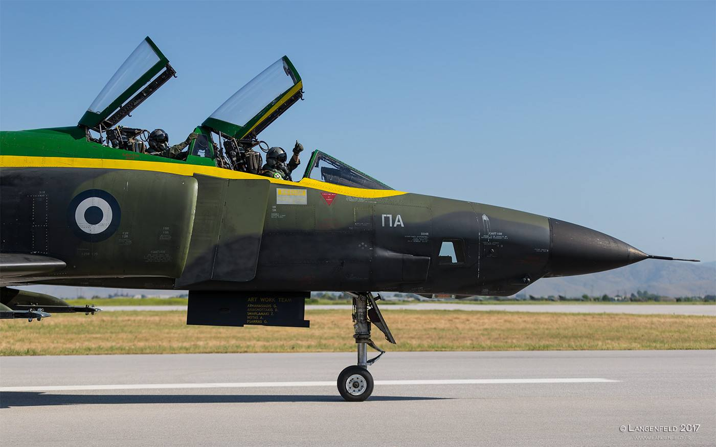 RF-4E HAF 69-7450