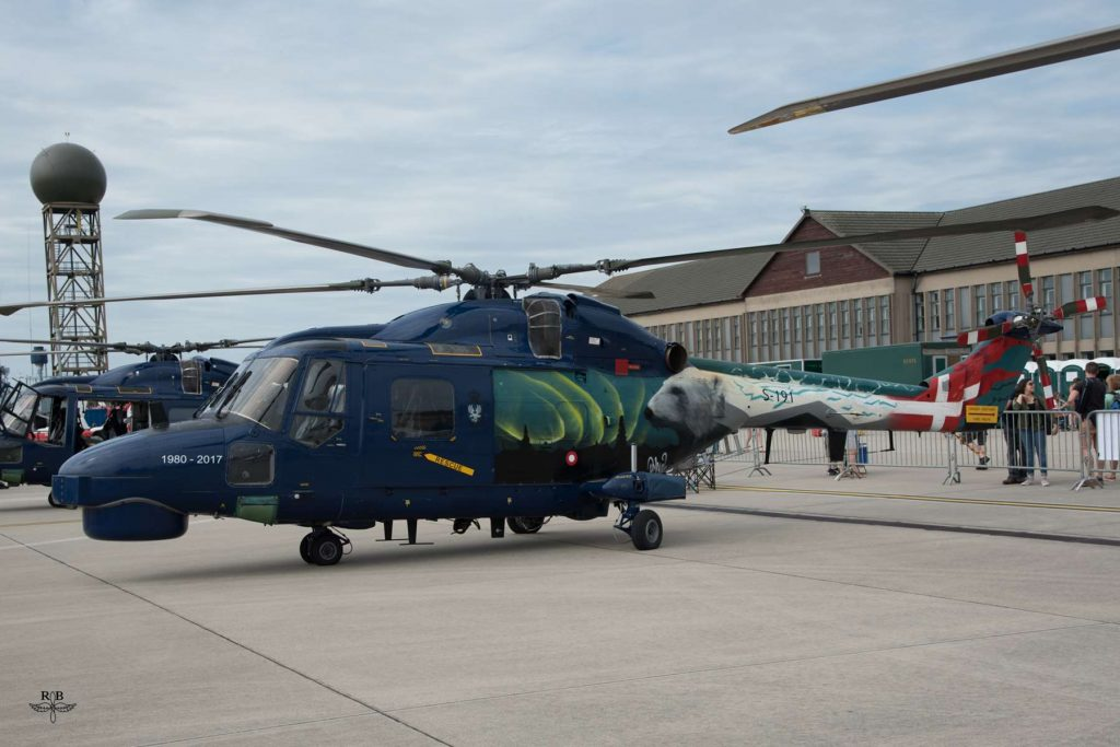 Lynx Mk90B de la Royal Danish Air Force