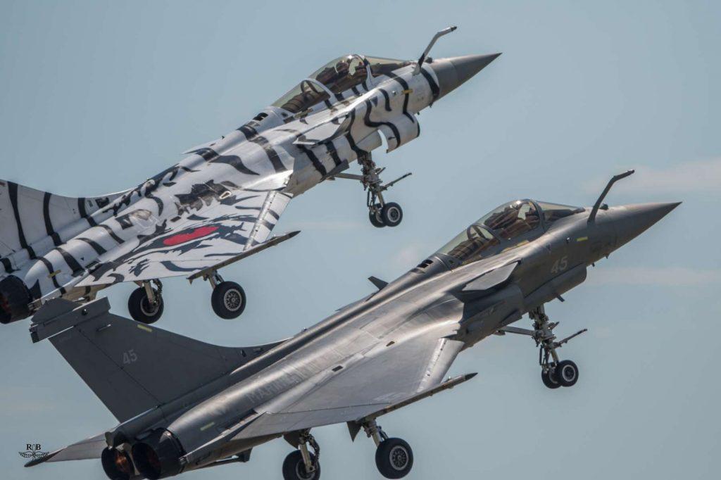 Les livraisons de Rafale aux forces françaises sont loin d'être terminées. De quoi rassurer la Belgique sur la pérennité du partenariat proposé par la France.