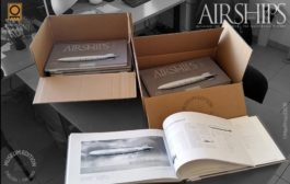 Nouvelle édition du livre « Airships : Designed for greatness, the illustrated history »