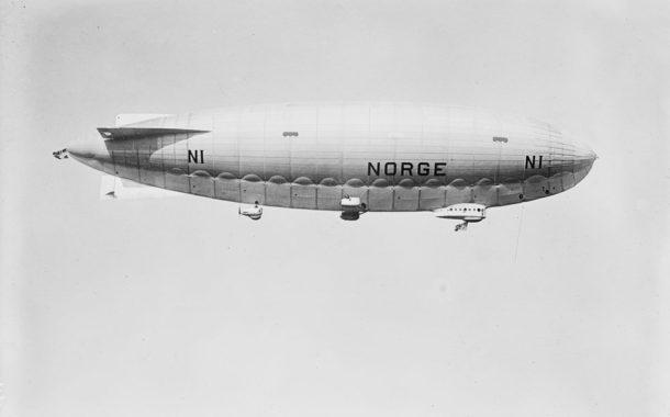 L'extraordinaire conquête du Pôle Nord par les airs.