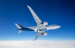 Premier vol de l'Airbus A330-800neo