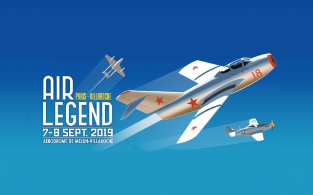 Air Legend 2019... comme si vous y étiez.