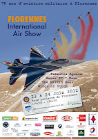 Meeting: reportage photos du Florennes Airshow 2012