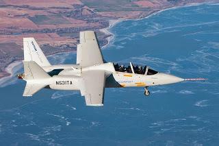 Nouvelle crosse d'appontage pour le F-35C