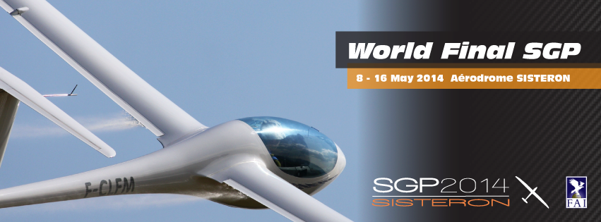 Ne manquez pas le Grand prix de vol à voile 2014 - Sisteron,France