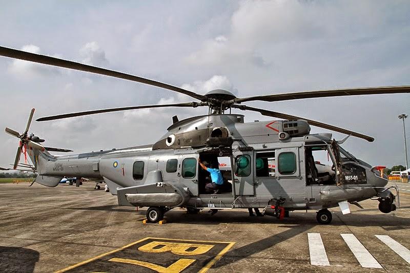 La Malaisie a reçu ses quatre premiers EC-725