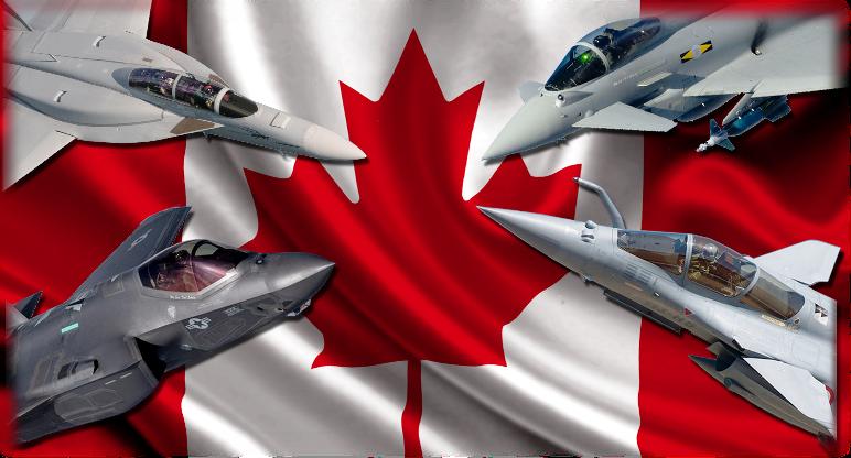 Canada : remplacement des chasseurs, une histoire politique avant tout