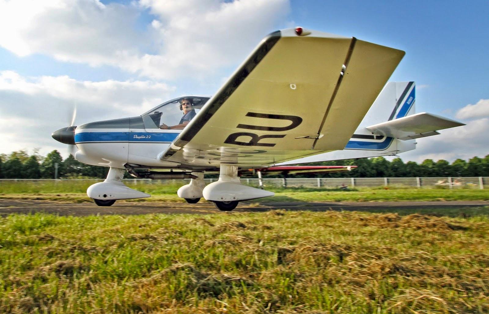 Une nouvelle façon de filmer l'aviation!