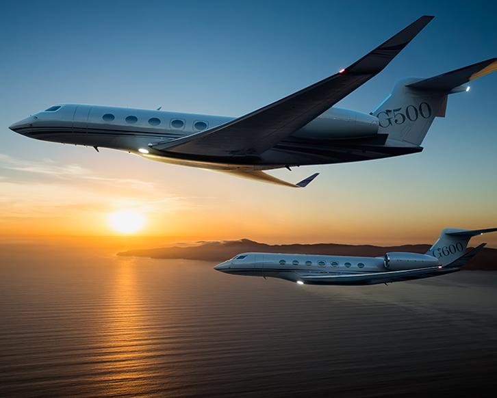 Gulfstream dévoile sa nouvelle famille de jets