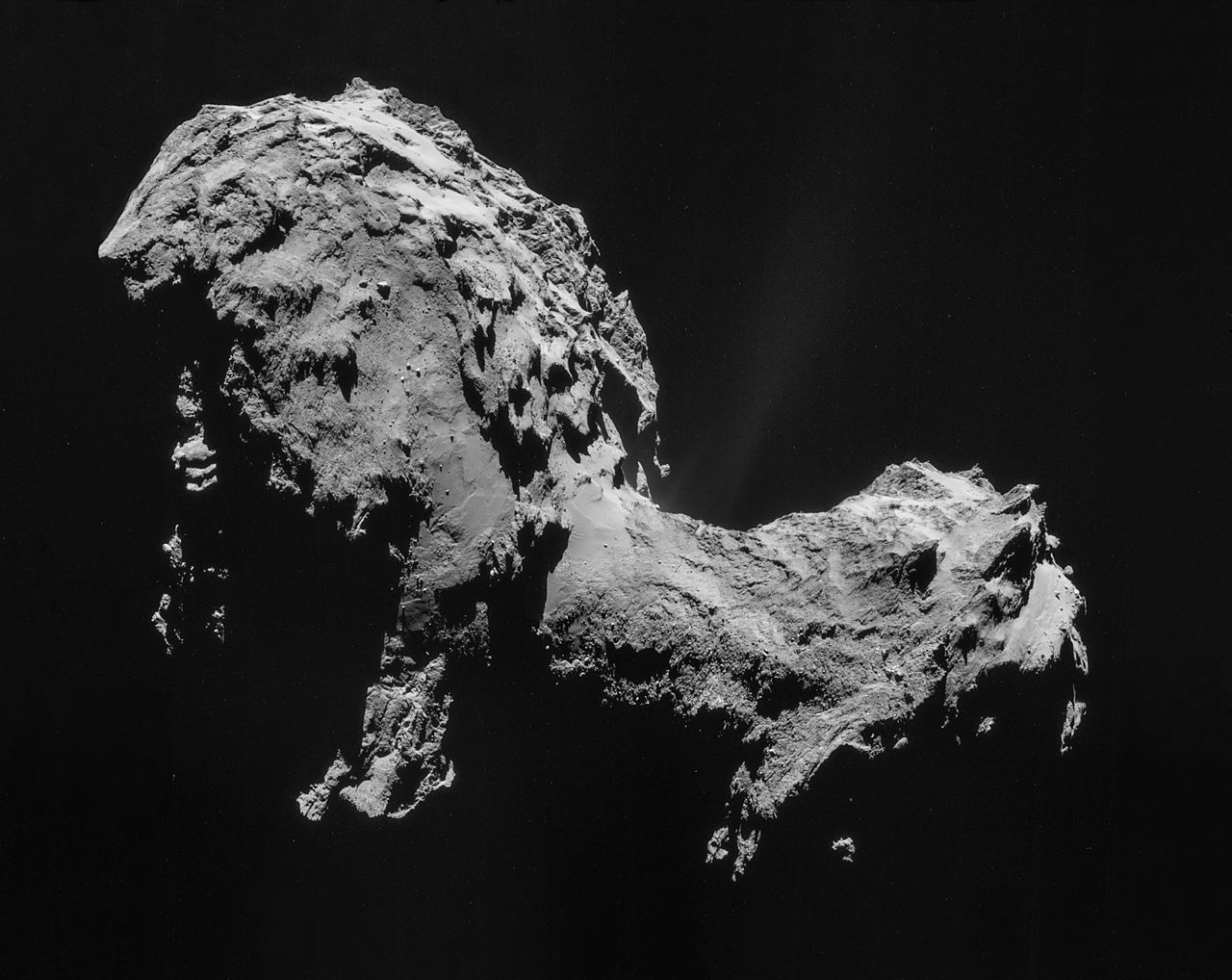 Rosetta et Philae : un immense succès, mais...