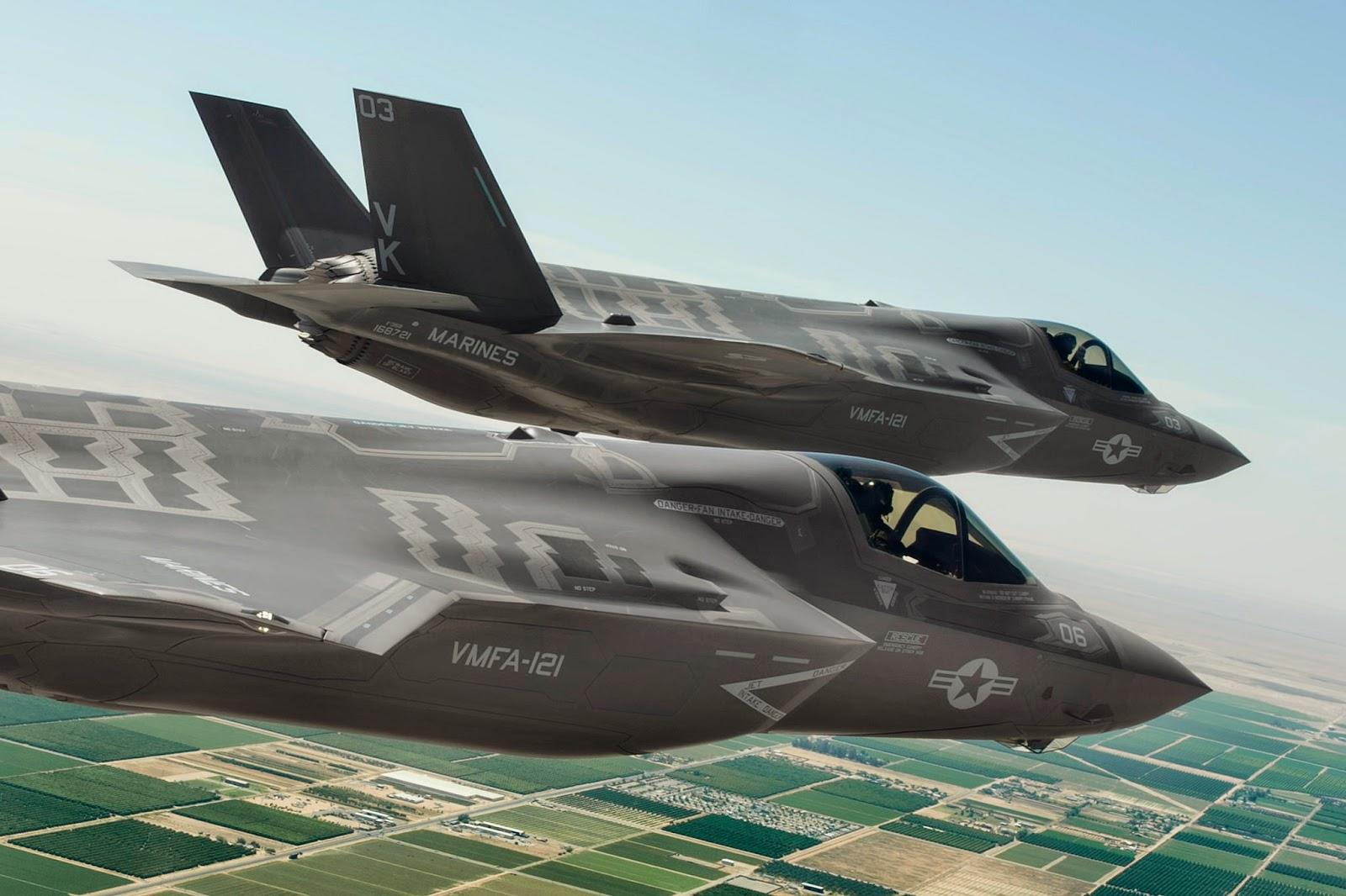 F-35 : nouveau scandale au Canada.