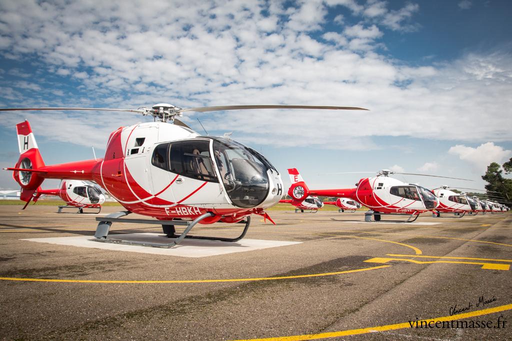 Le Partenariat Public-Privé HeliDax passe les 100.000 heures de vol
