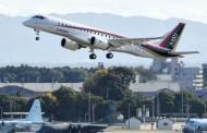 Le MRJ effectue avec succès son premier vol