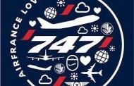 Air France organise les adieux du Boeing 747