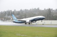 Le 737 MAX réalise son premier vol
