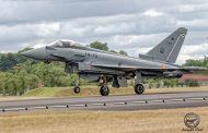 Des Eurofighter Typhoon bientôt aux USA ?