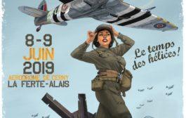 Le Temps des Hélices 2019 et les 75 ans du débarquement...