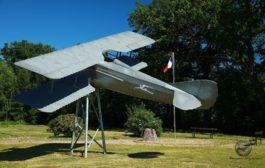 Voler avec René Fonck au dessus des crêtes dans les Hautes Vosges...
