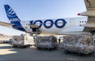 Airbus déploie un A350-1000 dans la lutte contre le Covid-19